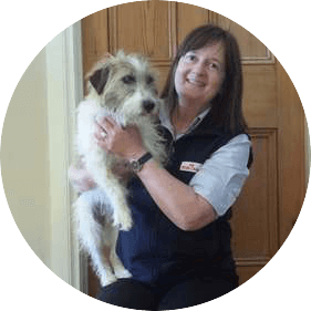 Veterinary Receptionist Lynnette Kassebaum from Angaston