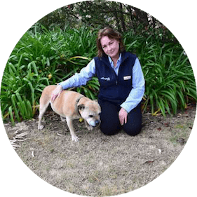 Veterinary manager Sara Martin from Tarlee