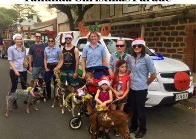 Tanunda Christmas parade